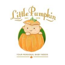Logo Little Pumpkin Baby Shop