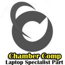 Logo Chamber Part Laptop