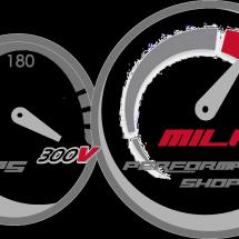 Logo Mila Performance Shop