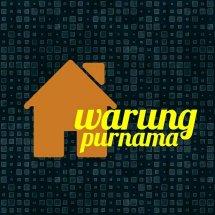 Logo warung purnama