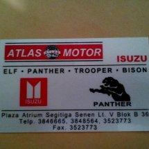 Logo Atlas Motor