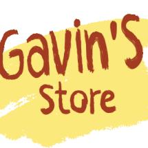 Logo Gavins Store