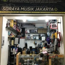 Logo Soraya Musik Jakarta
