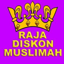Logo Raja Diskon Muslimah