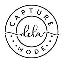 Logo Capture de la Mode