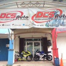 Logo DCS Auto