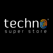 Logo Techno super store