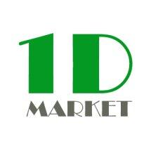 Logo 1D Market