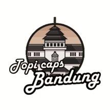 Logo Topi caps bandung