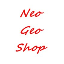 Logo neo geo shop