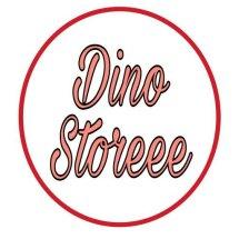 Logo Dino Storeee