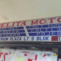 Logo Pelita Motor Atrium