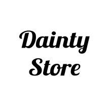 Logo Dainty Store