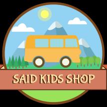Logo said_kidsshop