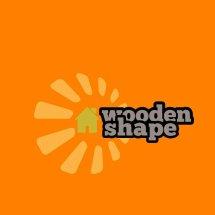 Logo Wooden Shape