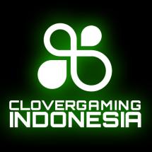 Logo Clover Gaming Indonesia
