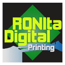Logo RONIta Digital Printing