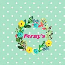 Logo ferny's shop