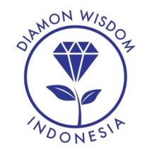 Logo Diamond Wisdom Indonesia
