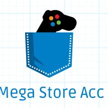Logo Mega Store Acc
