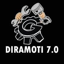 Logo DIRAMOTI 70