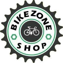 Logo bikezone shop