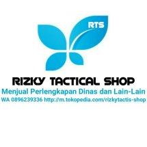 Logo rizky tactical shop