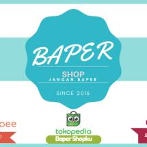 Logo Baper Shopku