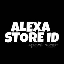 Logo ALEXA STORE SPORT WEAR