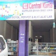 Logo Central Kimia