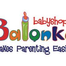 Logo Balonku Babyshop