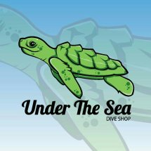 Logo Under The Sea