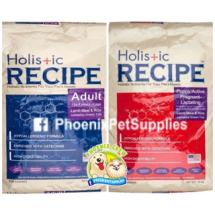 Logo Holistic Recipe