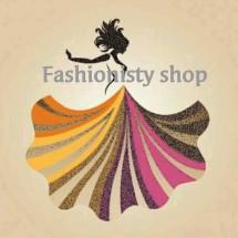 Logo Fashionisty shop