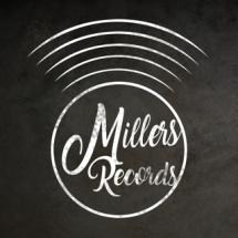 Logo Miller's Records