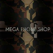 Logo MEGA phone shop