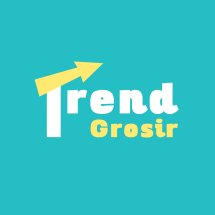 Logo trend grosir