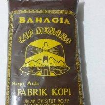 Logo Bahagia Cap MENARA