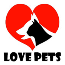 Logo Love Pets Indonesia