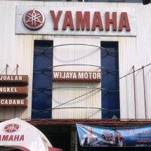 Logo Yamaha Wijaya Motor