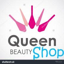 Logo Queen Shop Jakarta