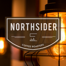 Logo Northsider coffee shop