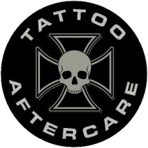 Logo Tattoo Aftercare Shop