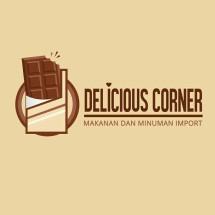 Logo DELICIOUS CORNER