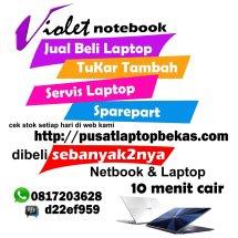 Logo pusat laptop bekas . com