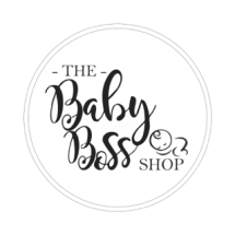 Logo the baby boss shop