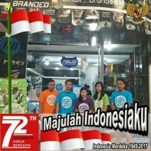 Logo Branded IT Store Sby