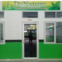Logo KLINIK HERBAL DE NATURE
