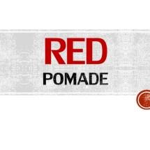 Logo Red Pomade