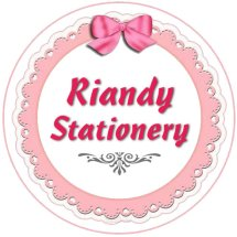 Logo Riandy Stationery